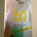 Academic Film Olomouc - AFO51